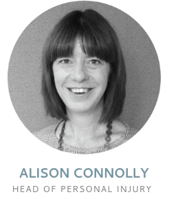 Alison Connolly Personal Injury Lawyer Manchester