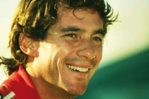 "Ayrton Senna is the ""Driving Force"" Behind our Sponsorship 1"