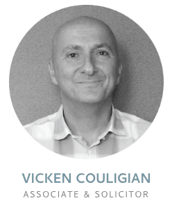 Vicken Couligian